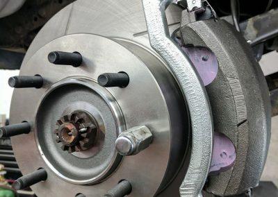 dodge ram brakes